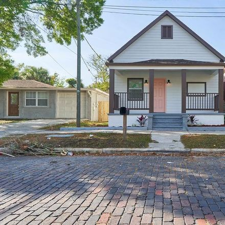 Rent this 3 bed house on 2318 West Walnut Street in Tampa, FL 33607