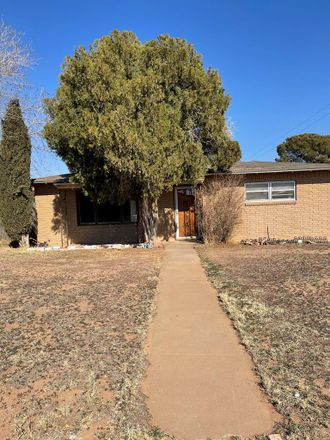 Rent this 3 bed house on 715 South Calhoun Street in Midland, TX 79701