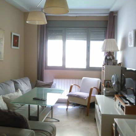 Rent this 1 bed apartment on Confederación Hidrográfica del Guadiana in Avenida Sinforiano Madroñero, 06011 Badajoz