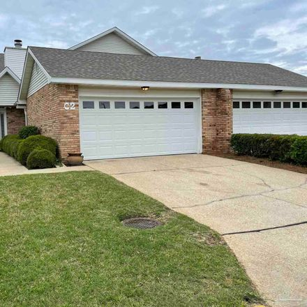 Rent this 3 bed townhouse on 5051 Grande Drive in Pensacola, FL 32504