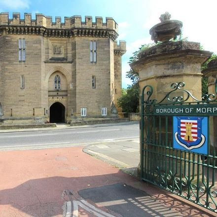 Rent this 1 bed apartment on Castle Bank in Morpeth NE61 1YL, United Kingdom