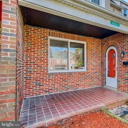 Rent this 3 bed townhouse on 4647 Coleherne Road in Baltimore, MD 21229