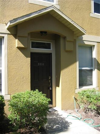 Rent this 3 bed townhouse on 2231 Pine Oak Trail in Sanford, FL 32773