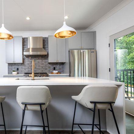 Rent this 3 bed townhouse on Dekalb Avenue in Atlanta, GA 30307