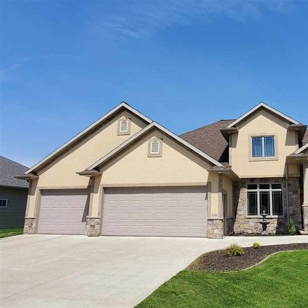 Rent this 4 bed house on 4860 North Stargaze Drive in Appleton, WI 54913