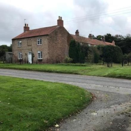 Rent this 3 bed house on Ryedale YO41 1AU