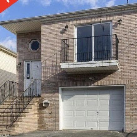 Rent this 3 bed townhouse on 47 Halleck Street in Newark, NJ 07104