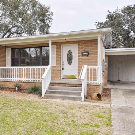 Rent this 3 bed house on 1216 Barcia Drive in Pensacola, FL 32503