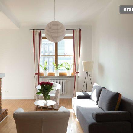 Rent this 1 bed apartment on Marszałkowska in 00-401 Warszawa, Poland