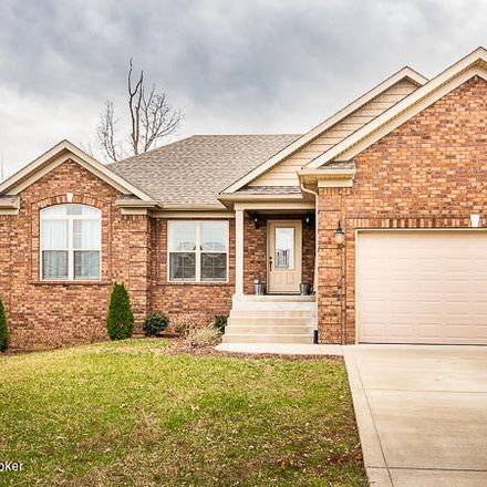 Rent this 3 bed house on 401 Heritage Way in Mount Washington, KY 40047