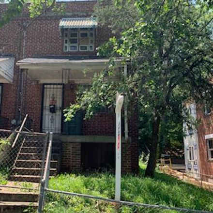 Rent this 2 bed townhouse on 317 Atlantic Street Southeast in Washington, DC 20032