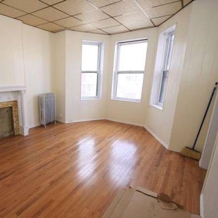 Rent this 3 bed apartment on Hancock Ave in Jersey City, NJ