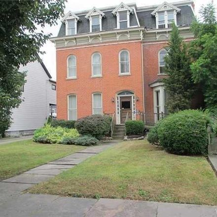Rent this 2 bed apartment on Columbus Parkway in Buffalo, NY 14213