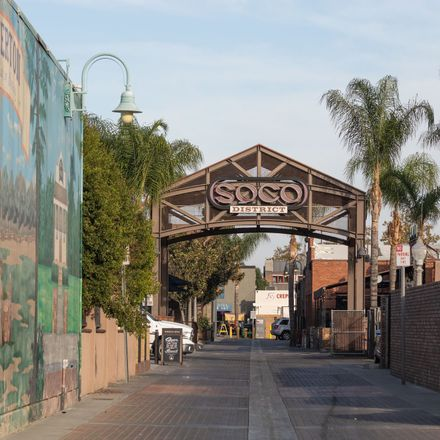 Rent this 2 bed apartment on East Walnut Avenue in Fullerton, CA 92832