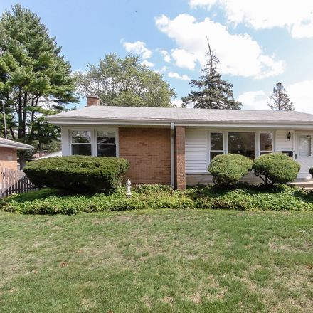 Rent this 4 bed house on 65 South Meyer Court in Des Plaines, IL 60016