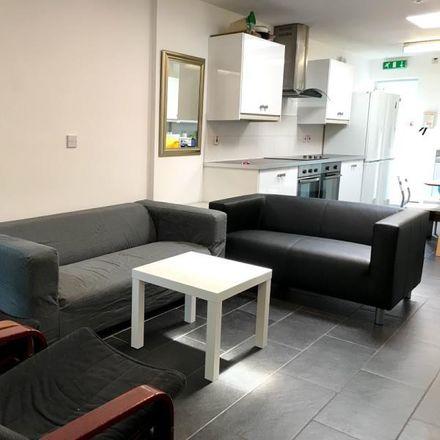 Rent this 7 bed house on 25 Croydon Road in Birmingham B29 7BP, United Kingdom
