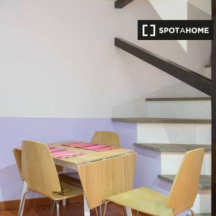 Rent this 1 bed apartment on San Luigi di Monfort in Via Eugenio Tanzi, 00135 Rome RM