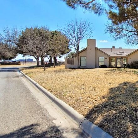 Rent this 3 bed townhouse on 4607 Pine Meadow Drive in Midland, TX 79705