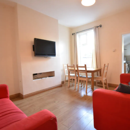 Rent this 5 bed apartment on Gordon Street in Coventry CV1 3ET, United Kingdom