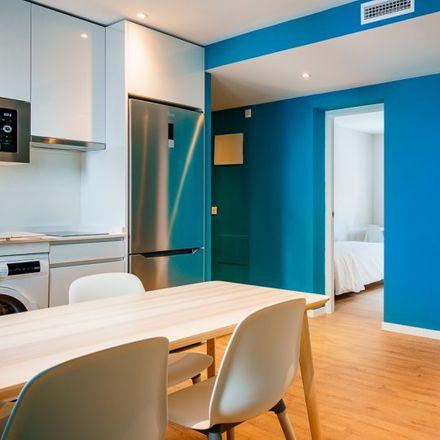 Rent this 2 bed apartment on Calle Núñez de Balboa in 28902 Getafe, Spain