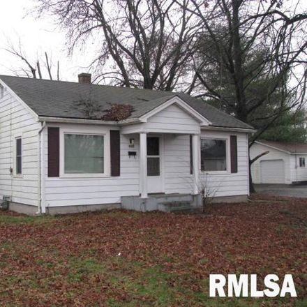 Rent this 2 bed house on 602 North 16th Street in Murphysboro, IL 62966