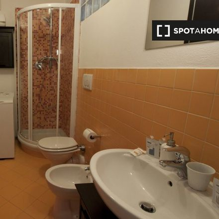 Rent this 1 bed apartment on Superstudio Cafè in Via Vincenzo Forcella, 13
