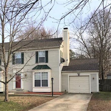 Rent this 4 bed house on 6417 Copperhead Ct in Waldorf, MD
