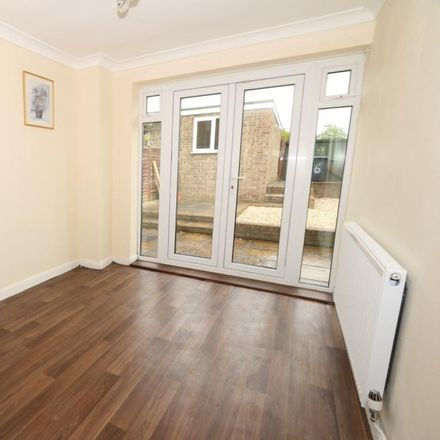 Rent this 3 bed house on Chillingham Green in Renhold MK41 8HT, United Kingdom