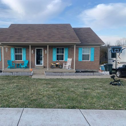 Rent this 3 bed house on 374 Gentry Crossings Boulevard in Mount Washington, KY 40047