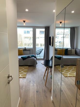 Rent this 1 bed apartment on Munich in Bezirksteil Dom Pedro, BAVARIA