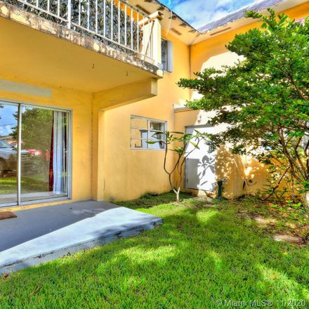 Rent this 2 bed condo on 7368 Southwest 82nd Street in Miami-Dade County, FL 33143