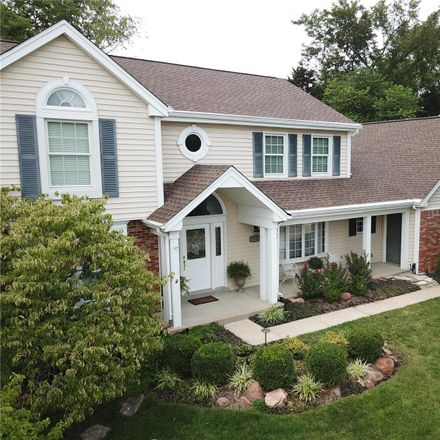 Rent this 4 bed house on 773 Carman Meadows Drive in Manchester, MO 63021