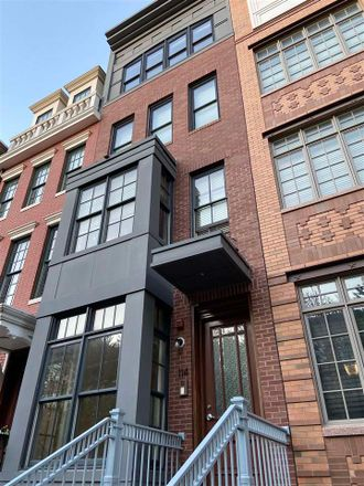 Rent this 1 bed apartment on Liberty View Dr in Jersey City, NJ