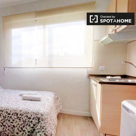 Rent this 0 bed apartment on Casa de México in Calle de Alberto Aguilera, 28001 Madrid