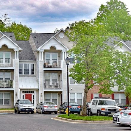 Rent this 2 bed condo on 2452 Apple Blossom Ln in Odenton, MD