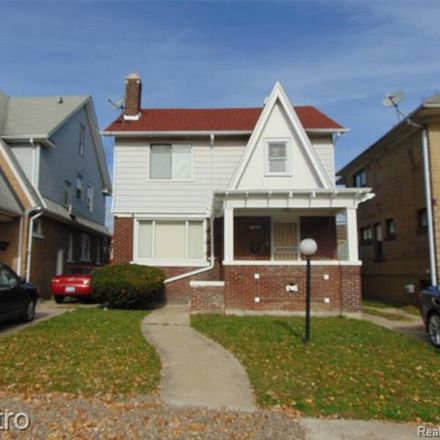Rent this 3 bed house on 3294 Lawrence Street in Detroit, MI 48206
