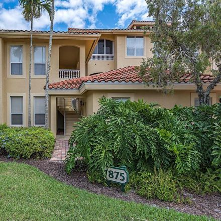 Rent this 3 bed condo on 1875 Les Chateaux Blvd in Naples, FL