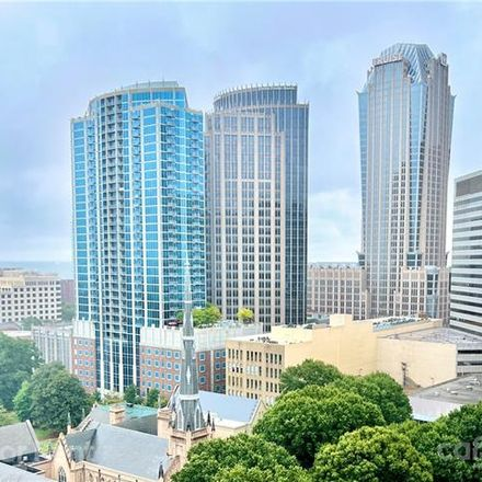 Rent this 2 bed condo on 333 West Trade Street in Charlotte, NC 28202