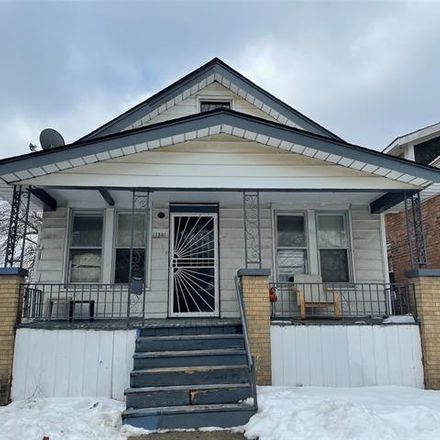 Rent this 3 bed house on 17551 Lumpkin Street in Detroit, MI 48212