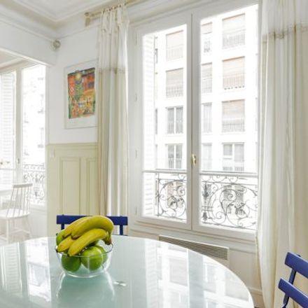 Rent this 3 bed apartment on 125 Rue de Sèvres in 75006 Paris, France