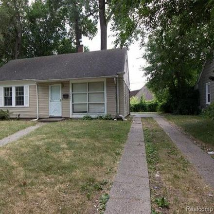 Rent this 3 bed house on 10601 Albany Street in Oak Park, MI 48237