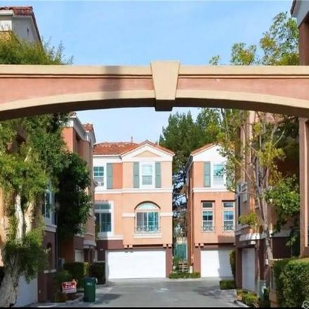 Rent this 3 bed house on 24 Crivelli Aisle in Irvine, CA 92606