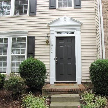 Rent this 3 bed townhouse on 11944 Chelton Ridge Lane in Charlotte, NC 28277