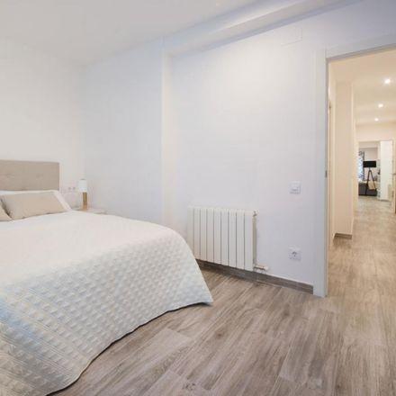 Rent this 2 bed apartment on Carrer de Berna in 08001 Barcelona, Spain
