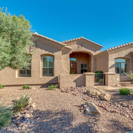 Rent this 5 bed house on 4459 East Cloudburst Court in Gilbert, AZ 85297