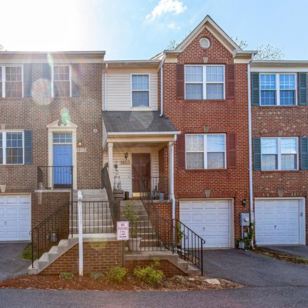Rent this 3 bed townhouse on 1805 Locust Grove Road in Silver Spring, MD 20902-3941
