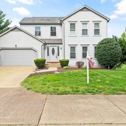Rent this 4 bed house on 3504 Nodding Pine Court in Chantilly, VA 22033