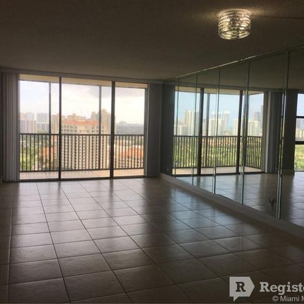 Rent this 2 bed apartment on 20347 West Country Club Drive in Aventura, FL 33180
