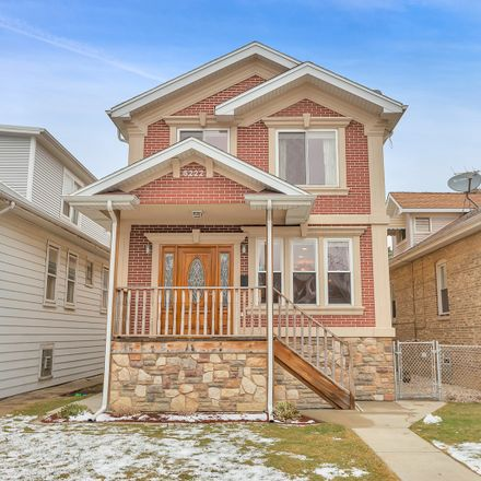 Rent this 6 bed house on 6222 West Roscoe Street in Chicago, IL 60634