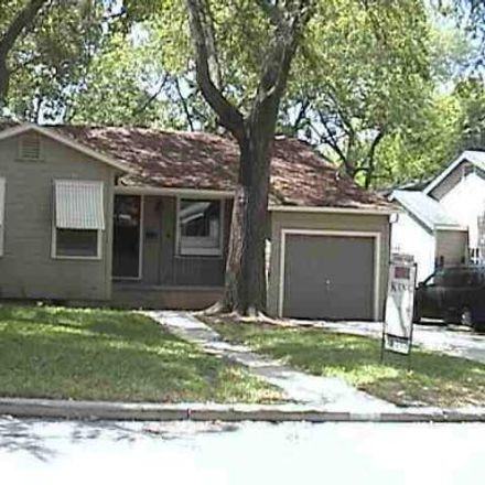 Rent this 3 bed house on 128 Corona Avenue in Alamo Heights, TX 78209